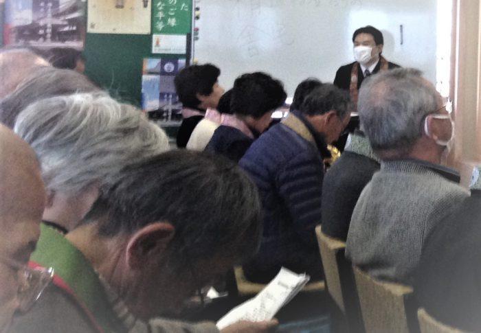 連続研修会in照願寺(いすみ市大原)